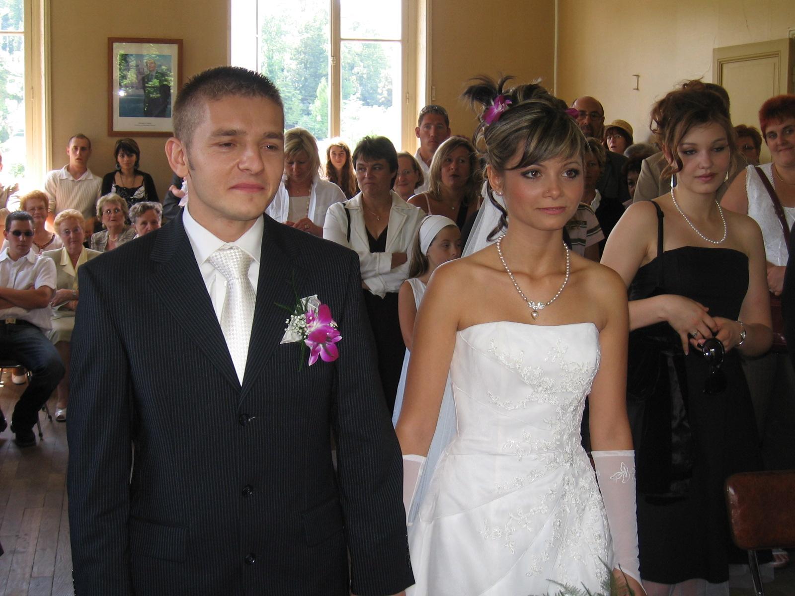 Mariage de Alice Goujon et Cedric Beaufort